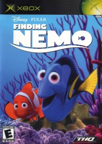 Disney/Pixar Finding Nemo Box Art