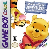 Winnie the Pooh: Adventures in the 100 Acre Wood Box Art