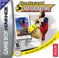 Backyard Skateboarding Box Art