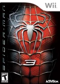 Spider-Man 3 Box Art