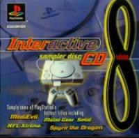 Playstation Interactive CD Volume 8 Box Art