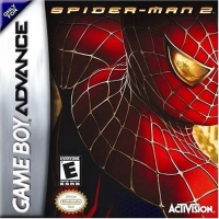 Spider-Man 2 Box Art
