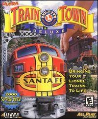 3D Ultra TrainTown Deluxe Box Art