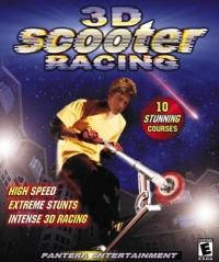 3D Scooter Racing Box Art