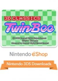 3D Classics: TwinBee Box Art