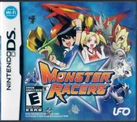 Monster Racers Box Art