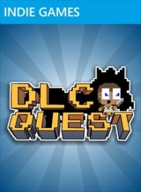 DLC Quest Box Art