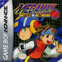 Mega Man Battle Network Box Art