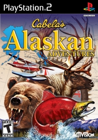Cabela's Alaskan Adventures Box Art