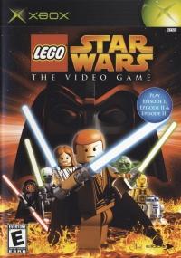 LEGO Star Wars Box Art
