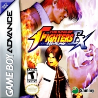 King of Fighters EX, The: Neo Blood Box Art