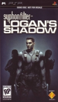 Syphon Filter: Logan's Shadow Demo Disc Box Art