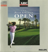 ABC Sports Presents: The Palm Spring Open Box Art
