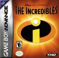 Disney Presents a PIXAR Film: The Incredibles Box Art