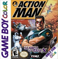 Action Man: Search for Base X Box Art