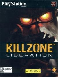 Killzone: Liberation Demo Disc Box Art