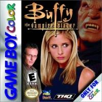 Buffy the Vampire Slayer Box Art