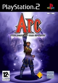 Arc the Lad: Twilight of the Spirits Box Art