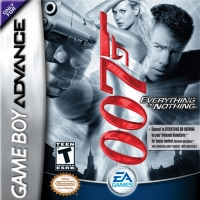 James Bond 007: Everything or Nothing Box Art