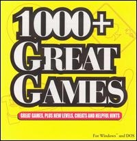 1000+ Great Games Box Art