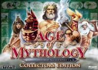 Age of Mythology - Collector's Edition Box Art