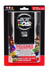 Action Replay DSi Box Art