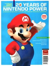 20 Years of Nintendo Power Box Art