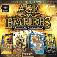 Age of Empires - Collectors' Edition Box Art