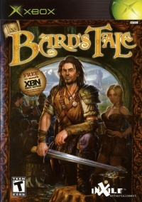 Bard's Tale, The Box Art