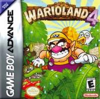 Wario Land 4 Box Art