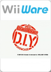 WarioWare D.I.Y. Showcase Box Art