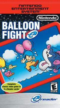 Balloon Fight - eReader series Box Art