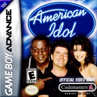 American Idol Box Art