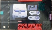 Super Nintendo Entertainment System Control Deck [NA] Box Art