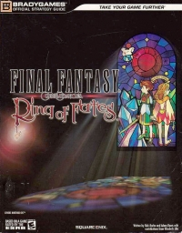 Final Fantasy Crystal Chronicles: Ring of Fates - BradyGames Official Strategy Guide Box Art