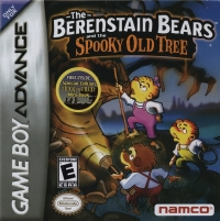 Berenstain Bears and the Spooky Old Tree, The Box Art