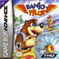 Banjo-Pilot Box Art