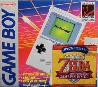 Nintendo Game Boy - The Legend of Zelda: Link's Awakening Box Art
