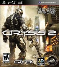 Crysis 2 Box Art