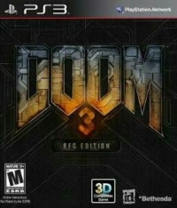 Doom 3 - BFG Edition Box Art