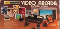 Sears Tele-Games Video Arcade Cartridge System 49 75005 Box Art