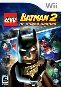LEGO Batman 2: DC Super Heroes Box Art