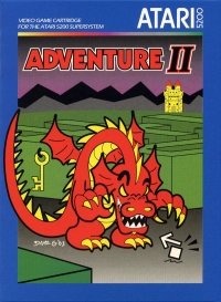 Adventure II Box Art