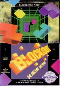 Blockout Box Art