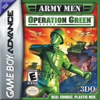 Army Men: Operation Green Box Art