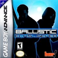Ballistic: Ecks vs. Sever Box Art