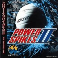 Power Spikes II Box Art