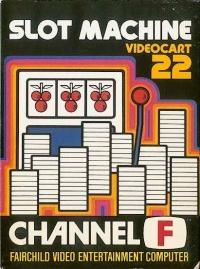 Videocart 22: Slot Machine Box Art
