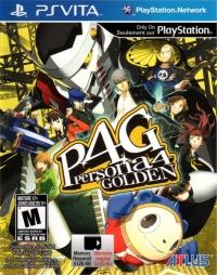 Persona 4 Golden Box Art