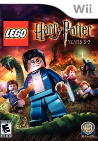 LEGO Harry Potter: Years 5-7 Box Art